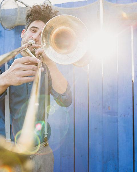 Eric Tarantola (Trombòn sol)